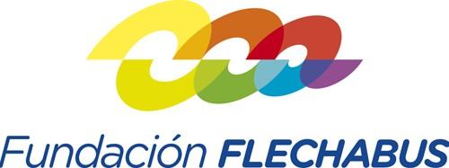 Fundación Flechabus Isologo para Impresión